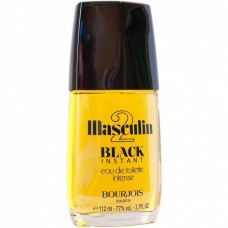 Мъжки парфюм Bourjois MASCULIN 2 BLACK INSTANT EDT 112 мл.