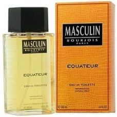 Мъжки парфюм Bourjois Masculin Equateur EDT 100 мл.