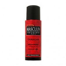 Дезодорант за мъже Bourjois Masculin Ouragan 200 мл.
