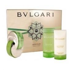 Комплект за жени Bvlgari OMNIA Green Jade EDP 40ml + боди лосион 75 мл. + душ гел 75 мл.