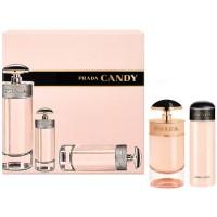 Комплект за жени Prada Candy L'eau парфюм 50 мл. + боди лосион 75 мл. ПОДАРЪК