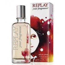 Парфюм за жени Replay your fragrance!  EDT 40 мл.