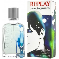 Парфюм за мъже Replay Your Fragrance! For Him EDT 75 мл.