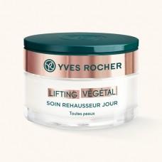 """Дневен крем """"LIFTING VEGETAL"""" 50 мл. – Yves Rocher"""