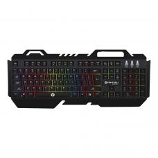 Геймърска клавиатура FanTech Zexter K610, Черен - 6104