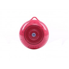 Тонколона No brand с Bluetooth, USB, SD, FM, Розов - 22050
