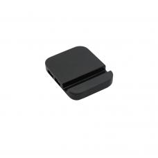 USB хъб No Brand, USB 2.0, 4 Порта, Стойка, Черен - 12058