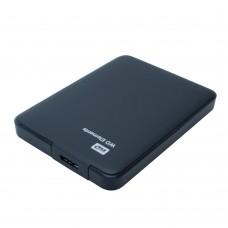 """Кутия за хард диск, No Brand, за 2.5"""" диск, USB 3.0, Черен - 17318"""