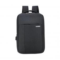 """Раница за лаптоп No brand, 15.6"""", Черен - 45259"""