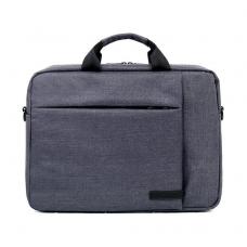 """Чанта за лаптоп No brand, 15.6"""", Сив - 45257"""
