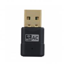 Wireless USB адаптер, No brand, Черен  - 19041