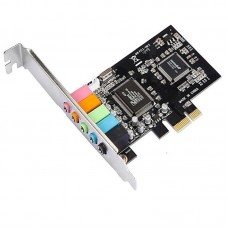 Звукова карта , 5.1Channel No Brand  CMI 8738  PCI-E - 17483