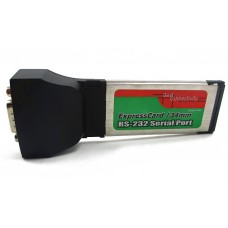 ExpressCard RS-232 Serial Port No brand -17488