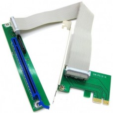 Платка PCI-E 1X to 16X No brand -17478