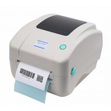 Баркод принтер, Xprinter, XP-DT425B, Термодиректен, Бял - 71205