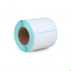 Термодиректни етикети, No brand, 50x30mm, 800 бр, Бял - 71201