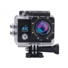 Спортна екшън камера  4K Ultra HD, WiFi, No Brand, Различни цветове - 72002