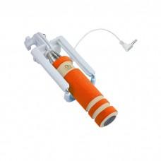 Селфи стик с кабел, Earldom, ZP04, Различни цветове - 17293