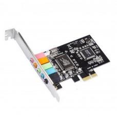 PCI-E Звукова карта 5.1, No brand - 17402