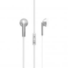 Слушалки No brand IN-118, За мобилни устройства, С микрофон, Различни цветове - 20396