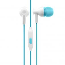 Слушалки No brand IN-133, За мобилни устройства, С микрофон, Различни цветове - 20397