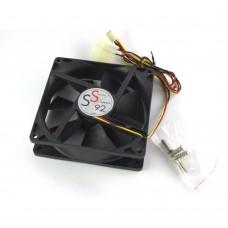 Вентилатор No Brand 90мм 3P - 63035