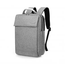 """Чанта за лаптоп No brand, 15.6"""", Сив - 45270"""