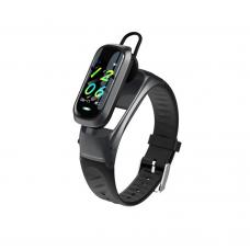 Смарт гривна No brand B9, 23mm, Bluetooth handsfree, IP52, Различни цветове - 73038