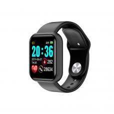 Смарт часовник No brand S6, 38mm, Bluetooth обаждания, IP67, Различни цветове - 73028
