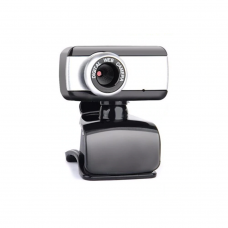 Уеб камера No brand BC2019, Микрофон, 480p, Черен - 3037